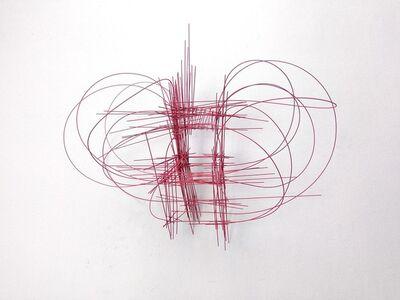 David Moreno, 'Dibujando una silla', 2016