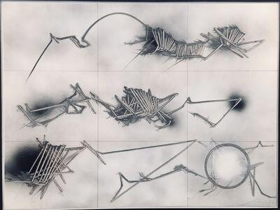 Emilio Scanavino, 'Alfabeto senza fine', 1983