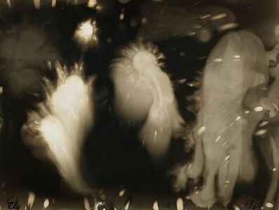 Giuseppe Loy, 'Alberto Burri, cellotex combustion', 1960
