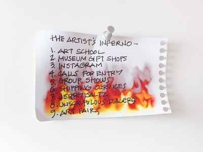 Miles Jaffe, 'Inferno', 2020