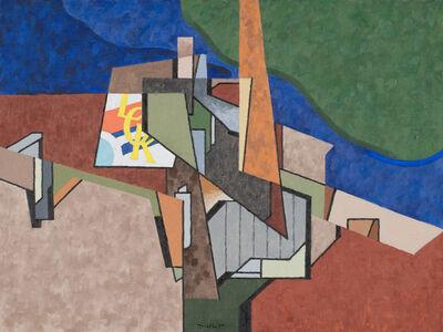 Easton Pribble, 'Manufactory 1', 1987