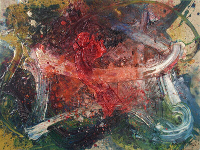 Kazuo Shiraga, 'Untitled', 1962