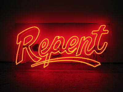 Anthony James, 'Repent', 2010