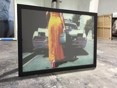 Sylvie Fleury, 'Vanity Case', 1997