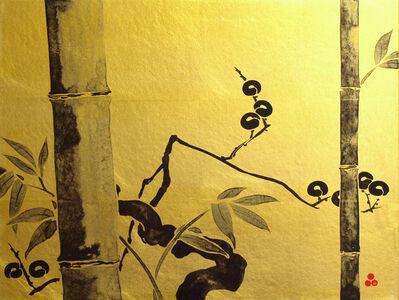 Ryo Shinagawa, 'Bamboo and Plum ', 2018