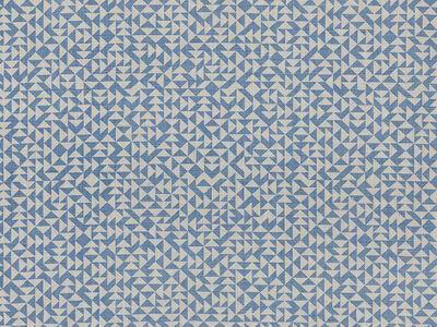 Anni Albers, 'E Heavy Linen in light blue (542U)', 2019