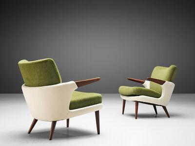 Ib Kofod-Larsen, 'Pair of Rare Easy Chairs by Ib Kofod-Larsen', 1954