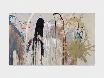 John M. Armleder, 'Compression Z', 2019