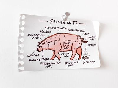 Miles Jaffe, 'Prime Cuts ', 2020