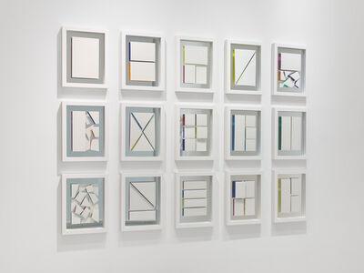 Christian Megert, 'IDO01 - IDO15', 2020