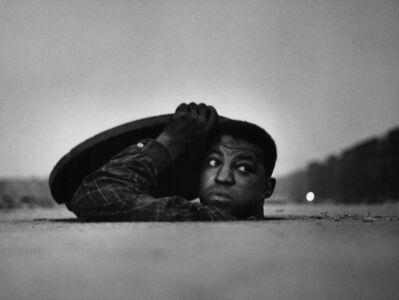 Gordon Parks, 'The Invisible Man, Harlem, New York', 1952