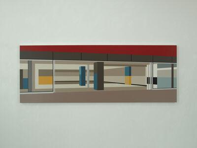 Jurriaan Molenaar, 'Den Haag Centraal', 2020