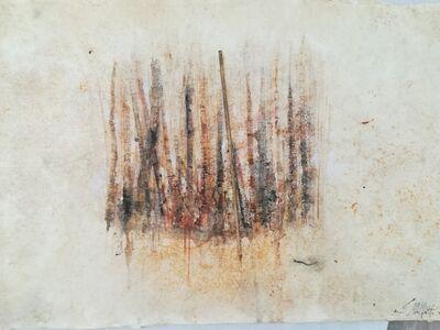 Lorenzo Malfatti, 'Carta n° 14', 2018