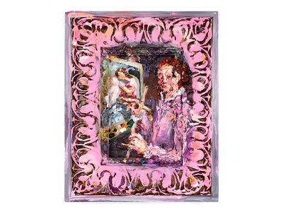 Annelie McKenzie, 'Mirror, Mirror (after Sofonisba Anguissola)', 2018