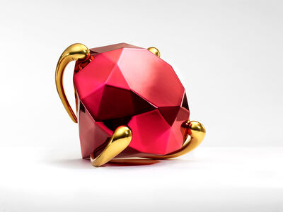 Jeff Koons, 'Diamond (Red)', 2020