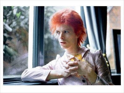 Mick Rock, 'David Bowie by Mick Rock | Multimedia Touring Exhibition | TMPG', 1970-1973