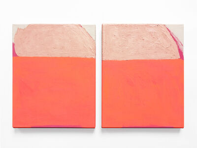 Gabriele Herzog, 'Twin left & Twin Right', 2020