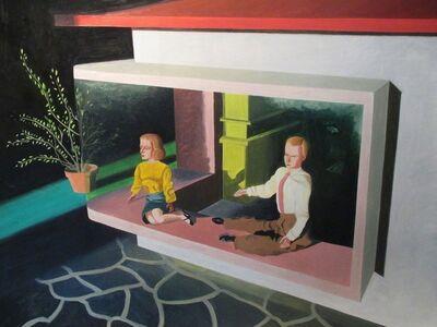 Kathy Osborn, 'Two in Window', 2017