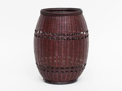 Tanabe Chikuunsai III, 'Flower Basket', ca. 1980