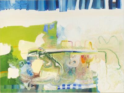 Josette Urso, 'Blue', 2012