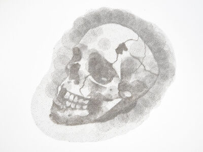Walter Oltmann, 'Child Skull III', 2015