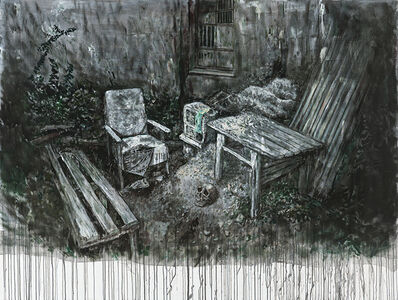 Dong He, 'Dust 尘埃 ', 2014