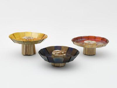 David Taylor (b. 1966), 'Set of Korean Bowls', 2012