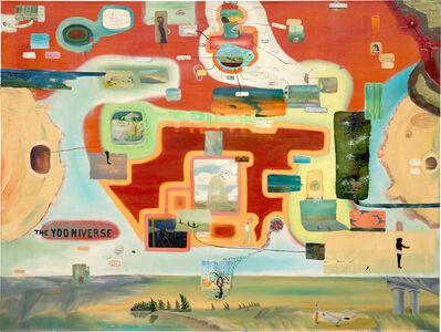 Dan Attoe, 'Accretion #17', 2002