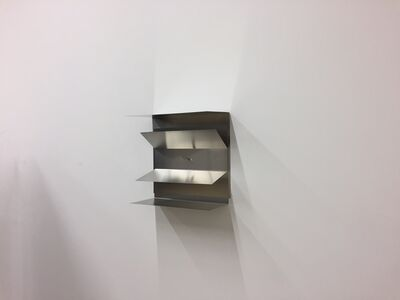 Monika Brandmeier, 'Stapel (Aluminium)', 2020