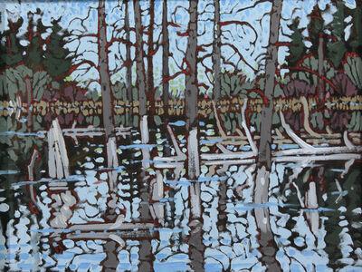 Ted Godwin, 'Beaver Pond, Kenauk', ca. 2000