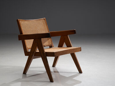 "Pierre Jeanneret, '""Office cane chair""', 1955-1956"