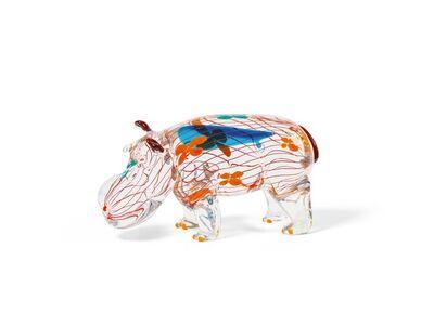 Rosemarie Benedikt, 'Flowers for my Hippo', 2018