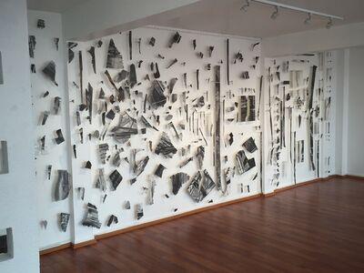 Mauro Giaconi, 'Esquirlas', 2016