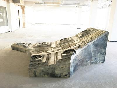Nynke Koster, 'Athena Paleis Soestdijk', 2016