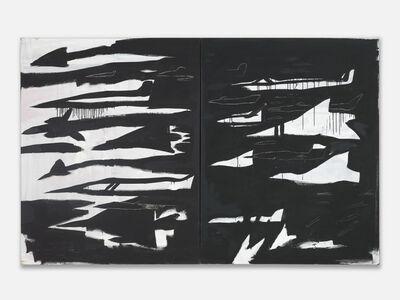 Karl Horst Hödicke, 'Fluchzeuch', 2018