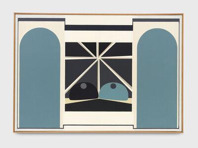 Léon Wuidar, 'Après l'orage', 1971