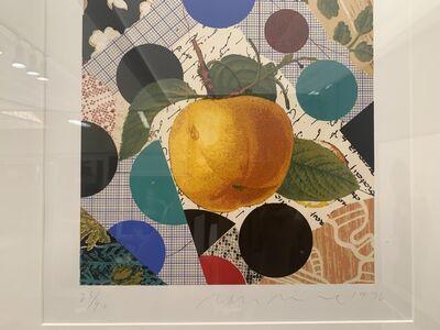 Dan Rizzie, 'peach', 2001