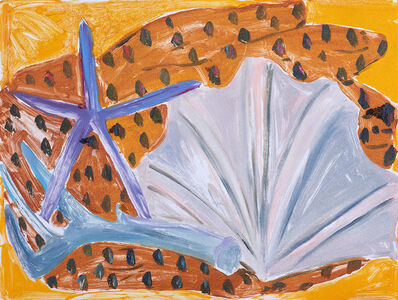 Anna Valdez, 'Shells and Pattern', 2019