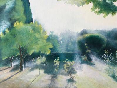 Evgeniya Buravleva, 'Enclosed garden', 2016