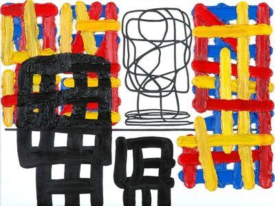 Jonathan Lasker, 'The Thing Itself', 2005