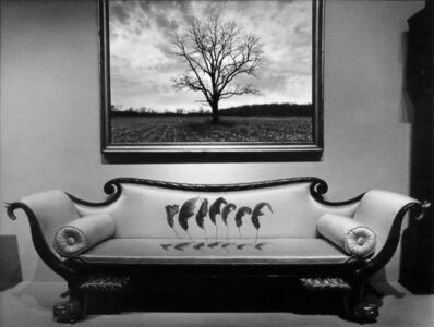 Jerry Uelsmann, 'Untitled ', 1987