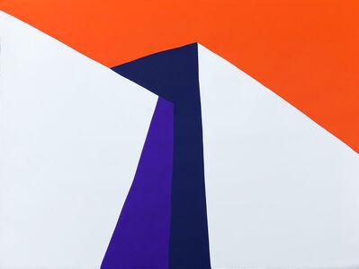 Paul Kremer, 'Hopper 18 (paper study)', 2018