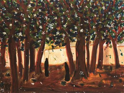 GUO Liwei, 'Travelling in the Garden series 1', 2010