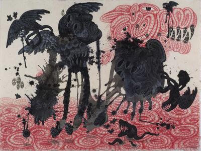 Kriangkrai Kongkhanun, 'Black Tears', 2013