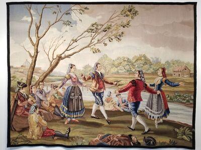 Francisco de Goya, 'El Baile de San Antonio de la Florida', 1980