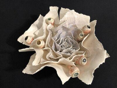Darly Pellegrini, 'Flor atenta', 2018