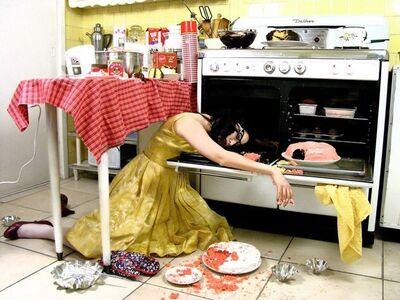 Daniela Edburg, 'Death by Cake', 2005
