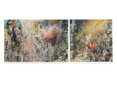 José Parlá, 'Echo of Impressions', 2018