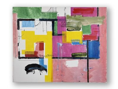 Jorge Otero-Pailos, 'Time Signature', 2005
