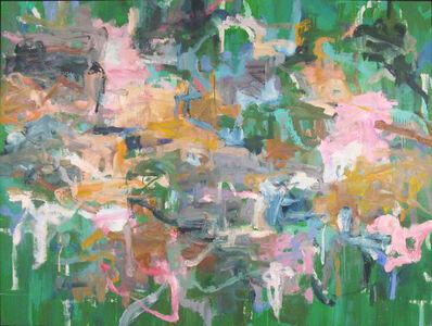 Kikuo Saito, 'Tree Map', 2012